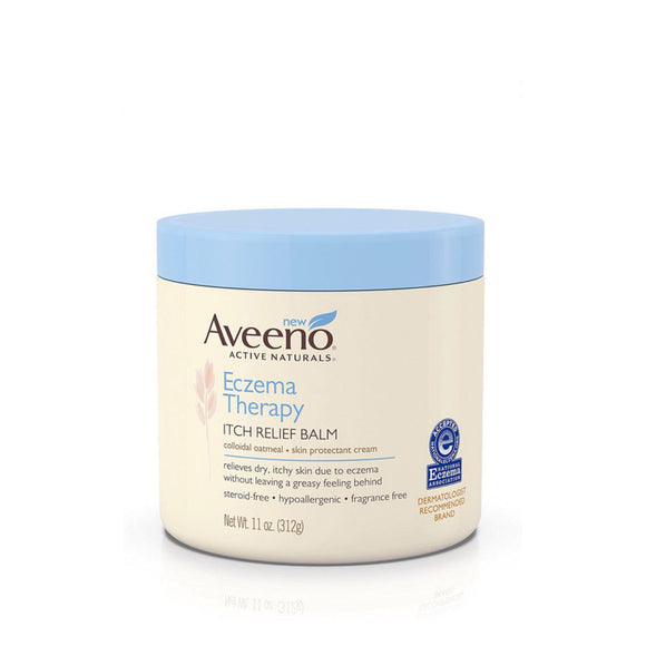 Eczema Therapy Itch Relief Balm
