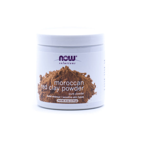 Moroccan Red Clay Powder