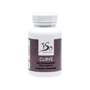 Curve Butt Enhancement Dietary Supplement