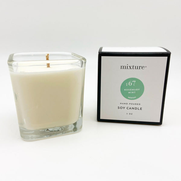 Candle - Rosemary Mint - 5 oz