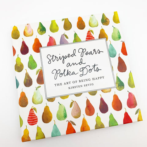 Book - Striped Pears and Polka Dots
