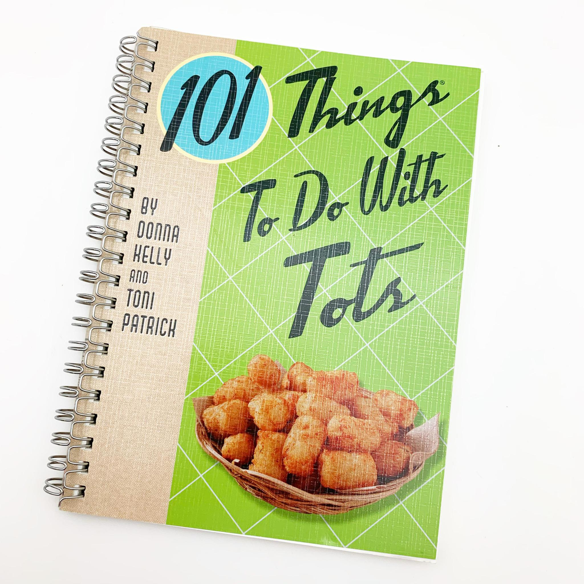 Book - 101 Things to Do with Tots