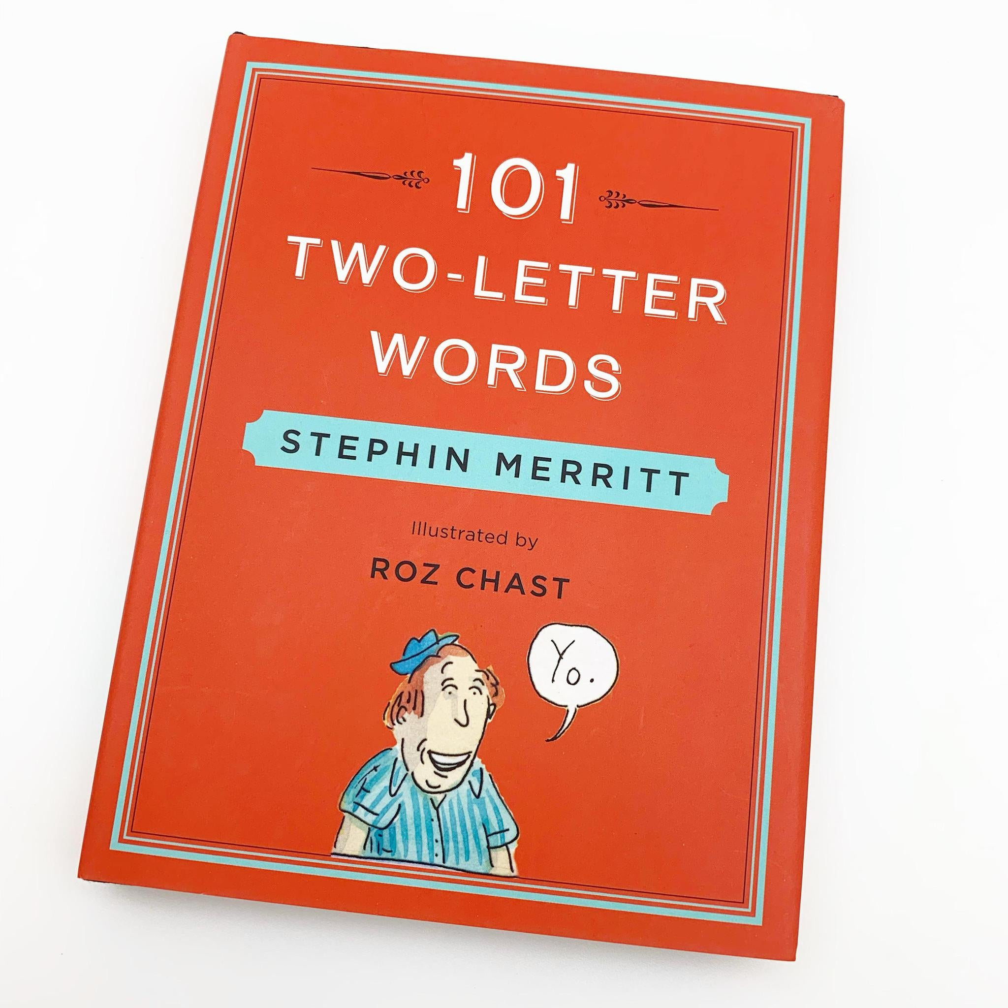 Book - 101 Two-Letter Words