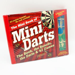 Book - Mini Book Of Mini Darts