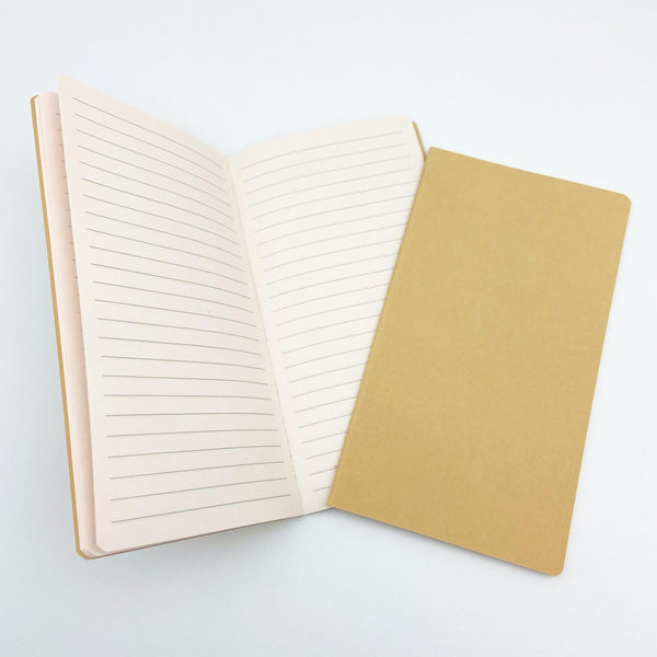 "Journal - ""Voyager"" Notebook Refill Booklets - Lined"