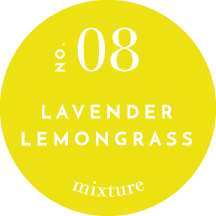 Candle - Lavender Lemongrass - 2 oz
