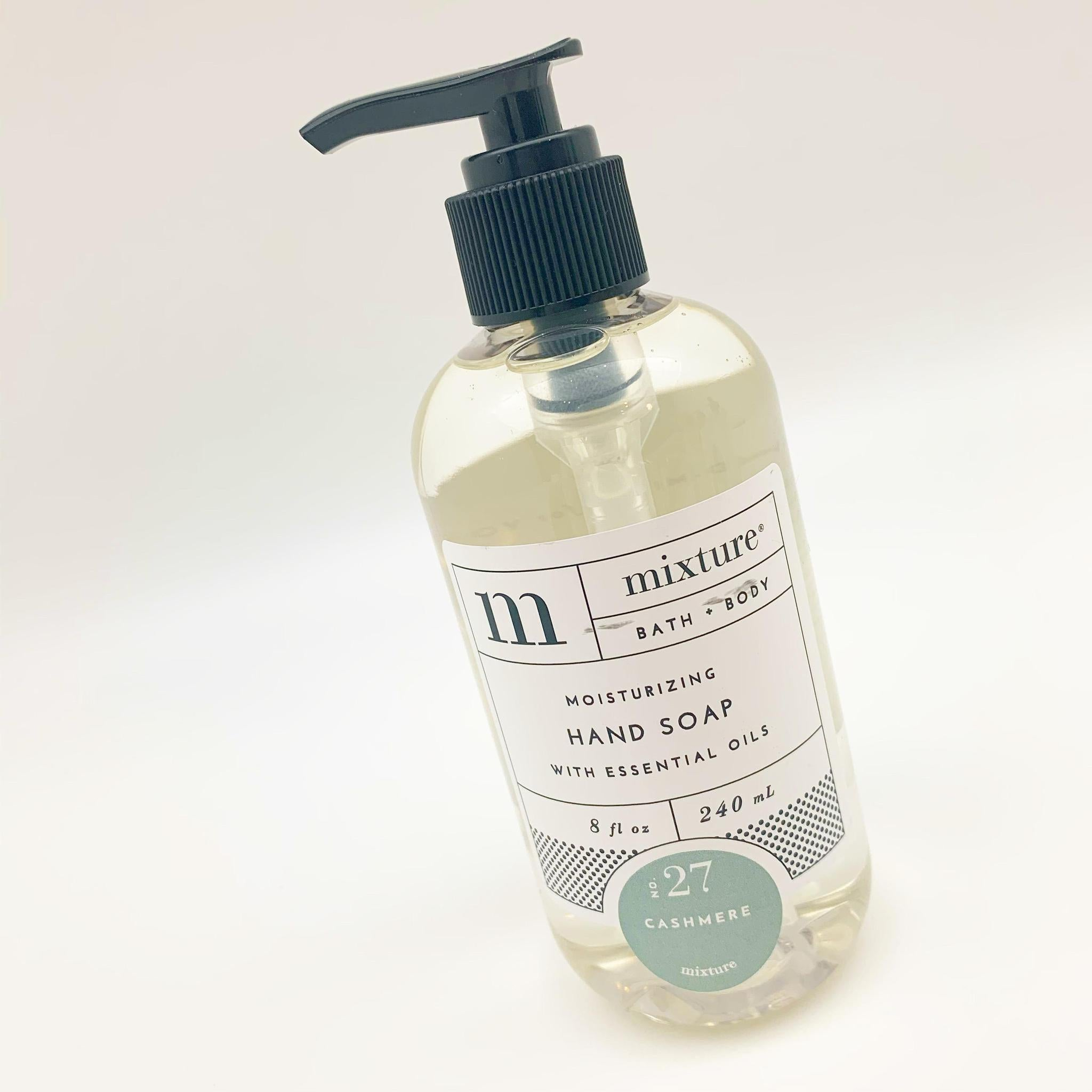 Hand Soap - Cashmere - 8oz