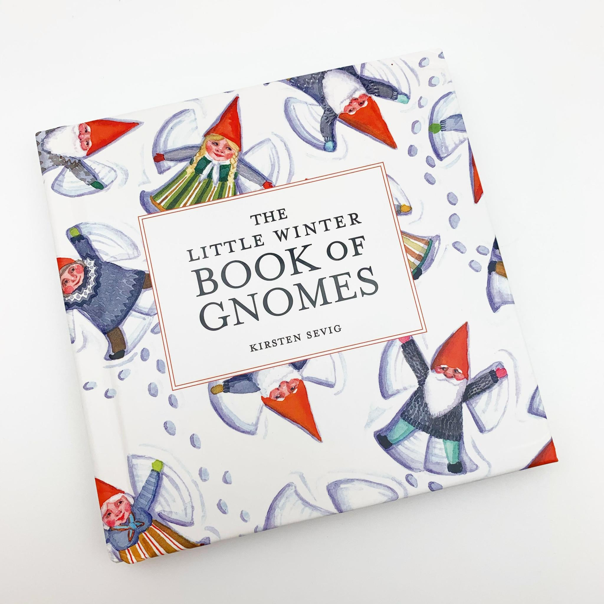 Book - Little Winter Book of Gnomes