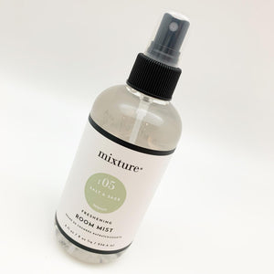 Room Mist - Salt & Sage - 8 oz