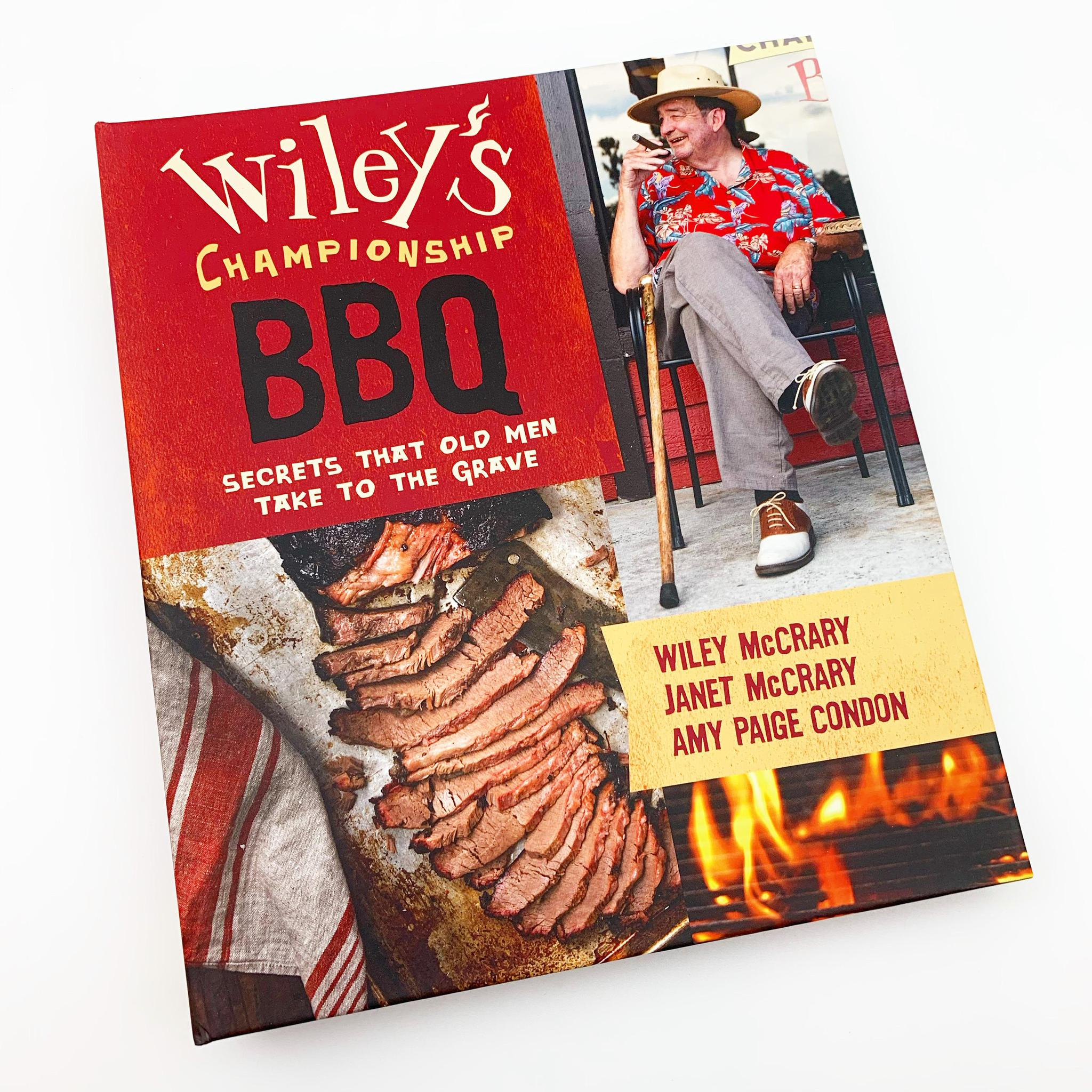 Book - Wiley's Championship BBQ