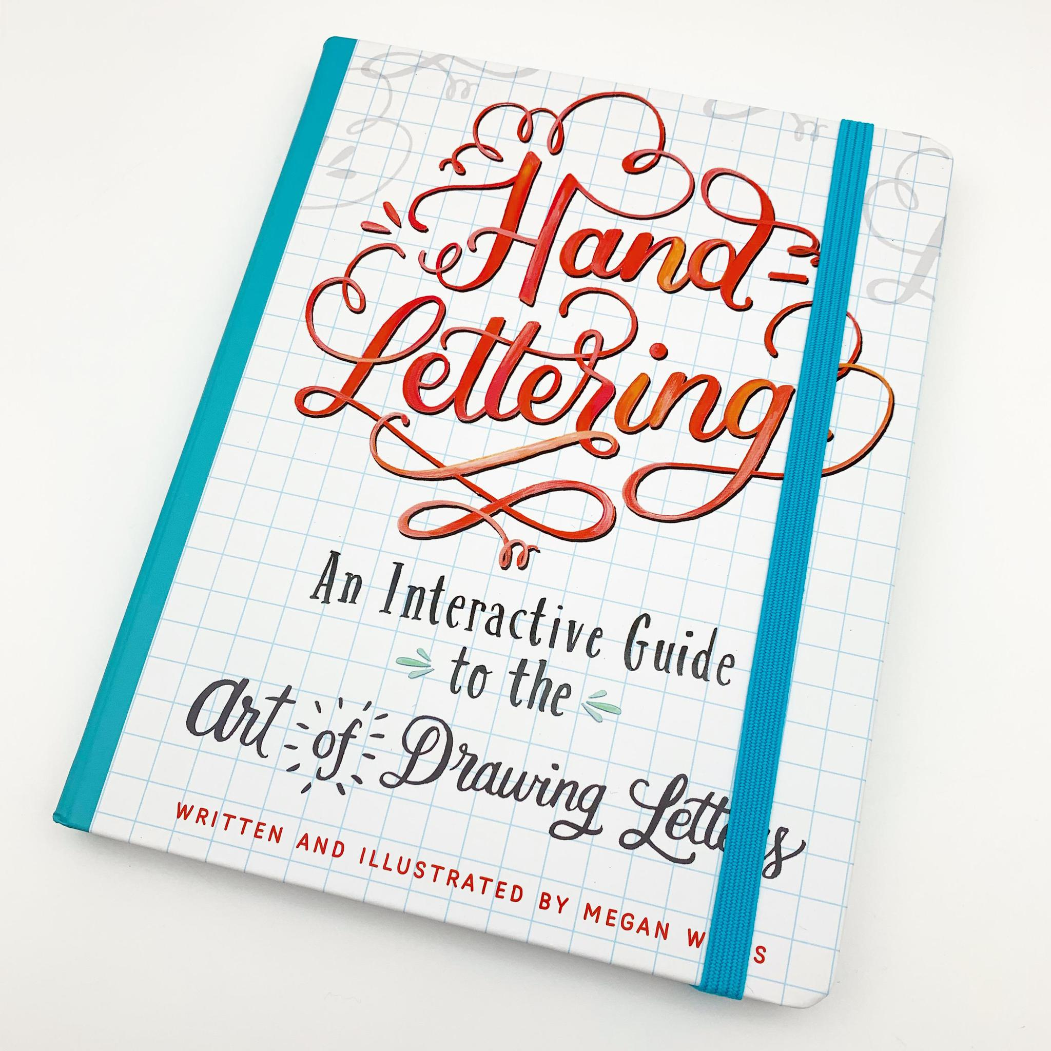 Book - Hand Lettering Interactive Guide