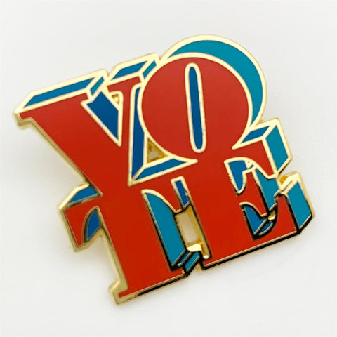 Pin - VOTE - Enamel