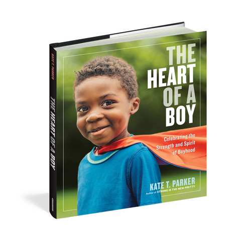 "Book - ""The Heart of a Boy"" - Paperback"