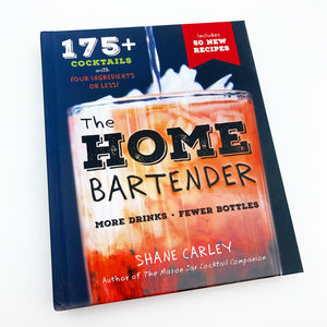 Book - The Home Bartender