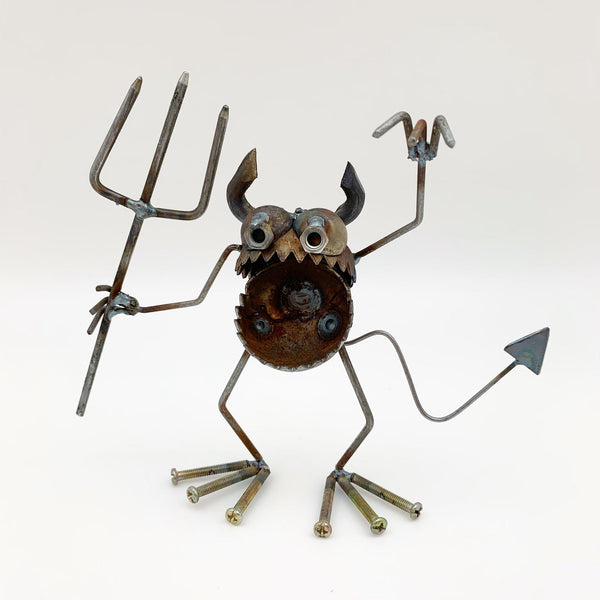 Sculpture - Dirt Devil Monster - Mini