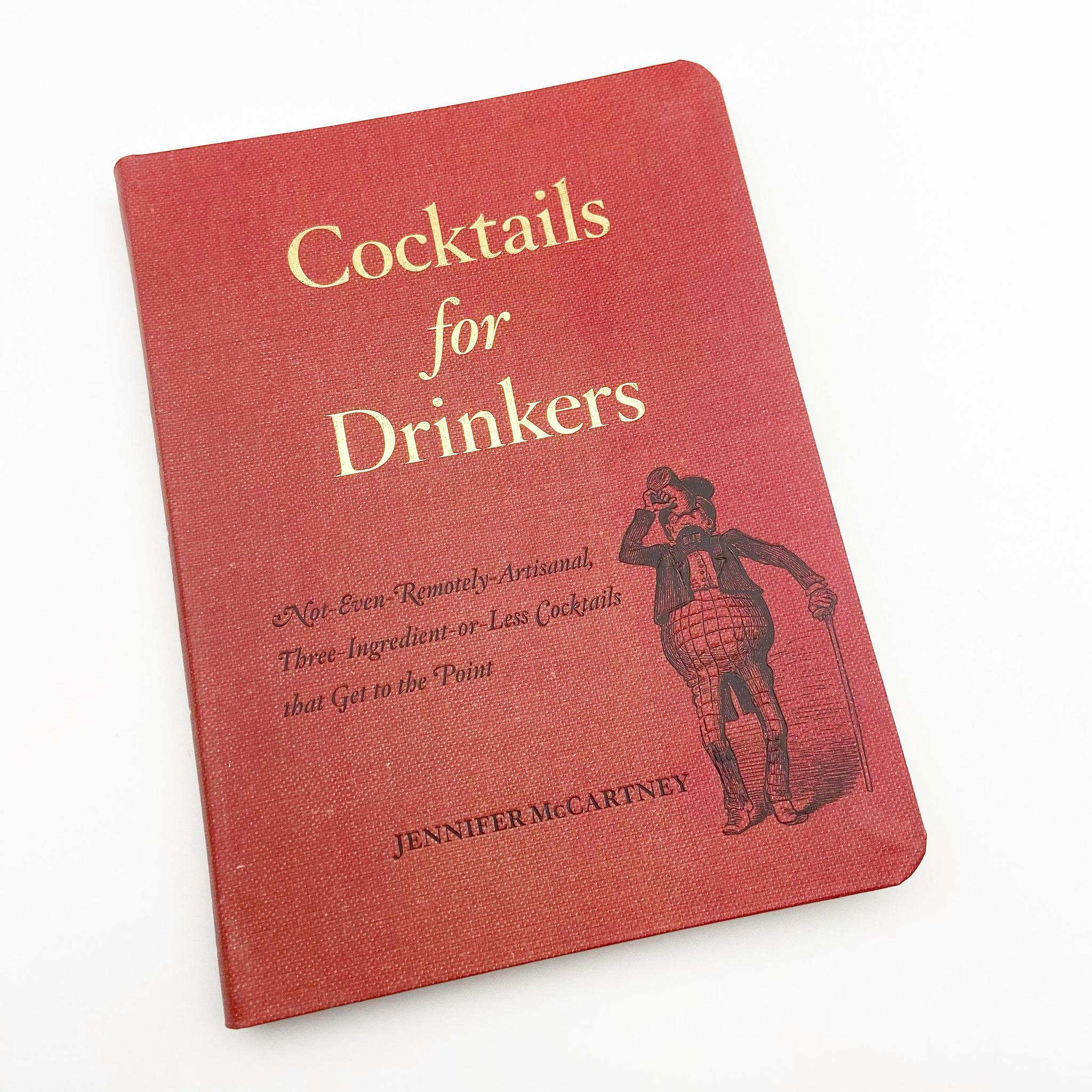 Book - Cocktails for Drinkers