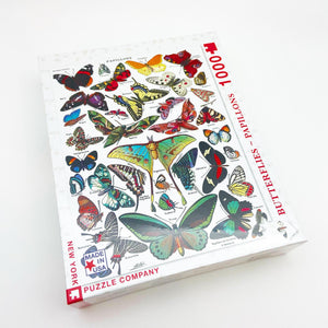 Puzzle - Butterflies - 1000pc