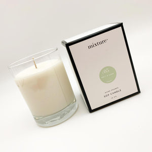 Candle - Salt & Sage - 10 oz