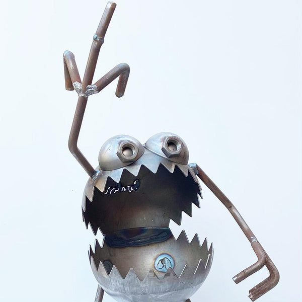 "Sculpture - ""Give 'em The Bird"" Monster - Large"