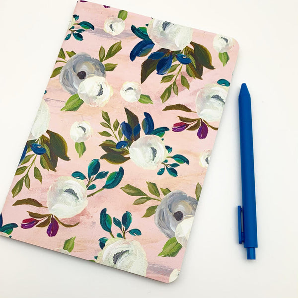 Journal - Lined Floral