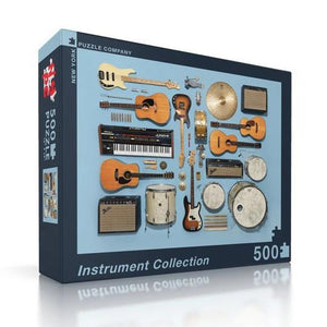 Puzzle - Instrument Collection - 500pc