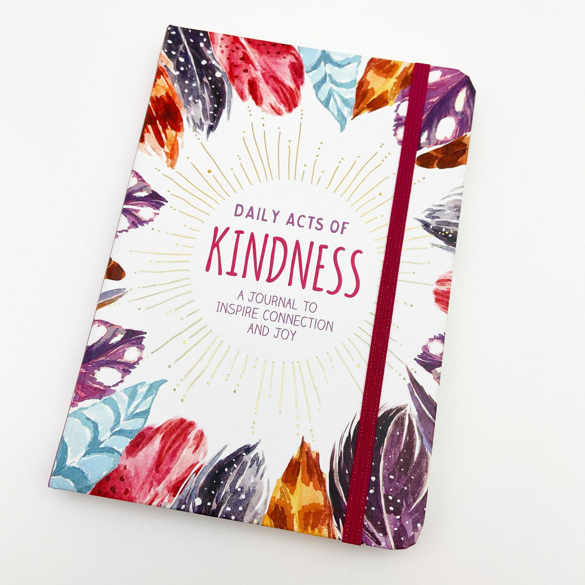 Interactive Journal - Daily Acts of Kindness