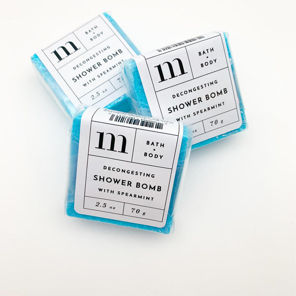 Shower Bomb - Various Scents