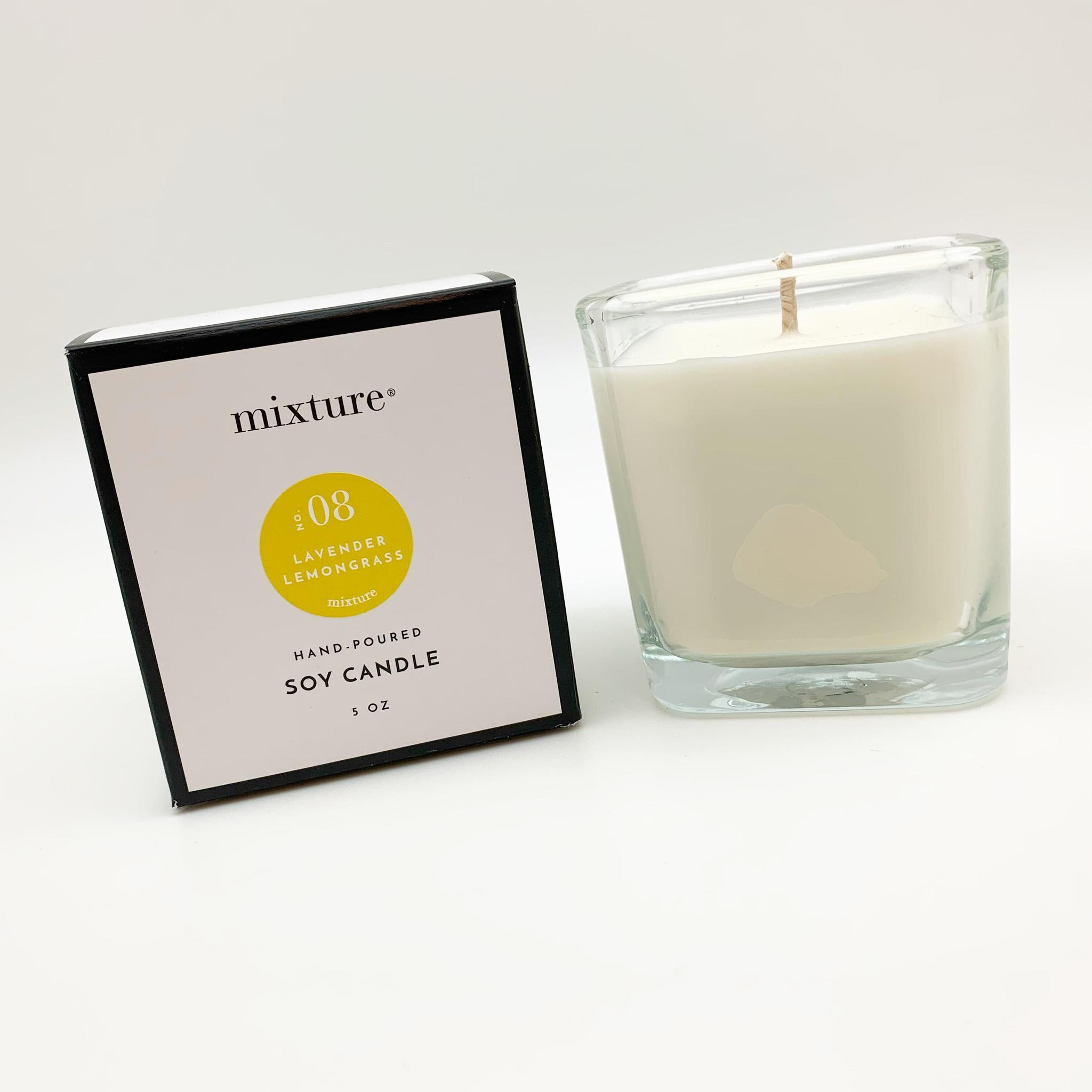 Candle - Lavender Lemongrass - 5 oz