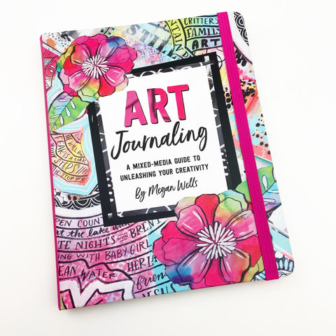"Book - Art Journaling ""How To"" Guide"