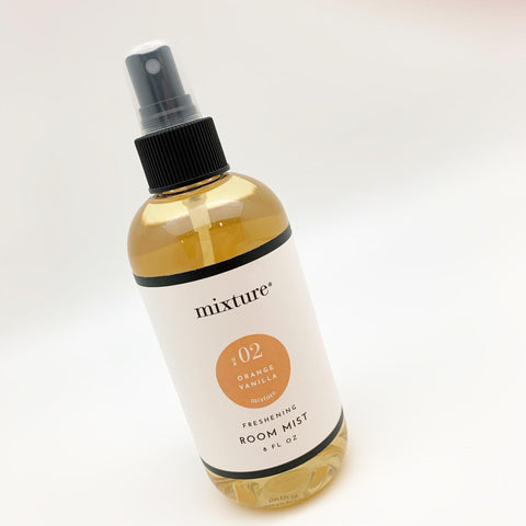 Room Mist - Orange Vanilla - 8 oz