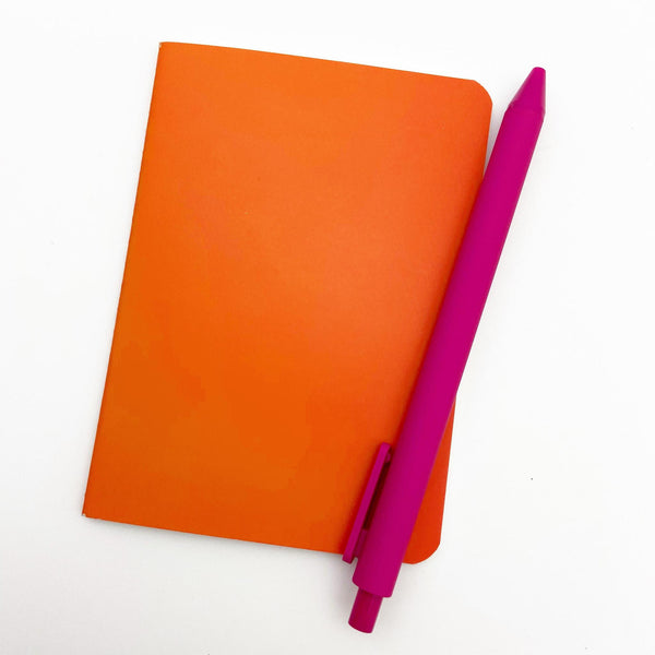 Pocket Journal - Bright Colors