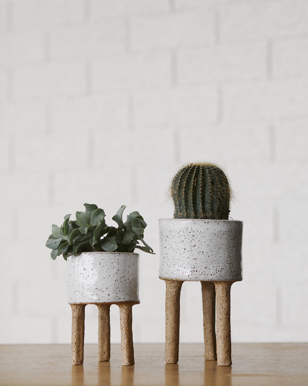 Clay & Coffee: Handmade Planters