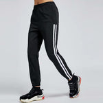 Sports Pants Women Loose Drawstring Yoga Pants Sports Trousers Exercise Fitness Running Jogging