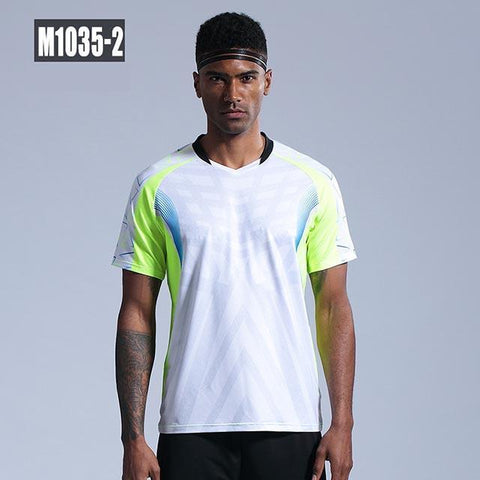 New Tennis shirt Women/Men's Sports shirt pol o Badminton wear shirts Women Men Table volleyball