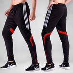 Summer Sports trousers zipper Pockets Training Pants Men GYM Football Soccer Training Soccer Pant