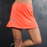 2020 Tennis Skirt Women yoga Skorts Fitness Short Skirt Badminton Girls Skirt with Shorts Anti
