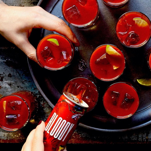Bloody Drinks - Canned Bloody Mary | Buy on Lassou