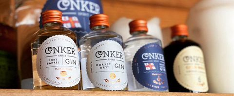 Conker Spirit Distilley - Buy Conker Gins and Liqueurs at Lassou