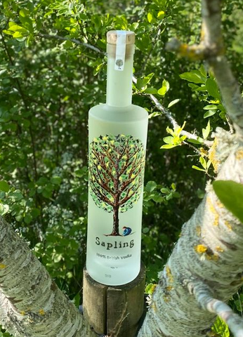 Sapling Vodka. Buy at Lassou