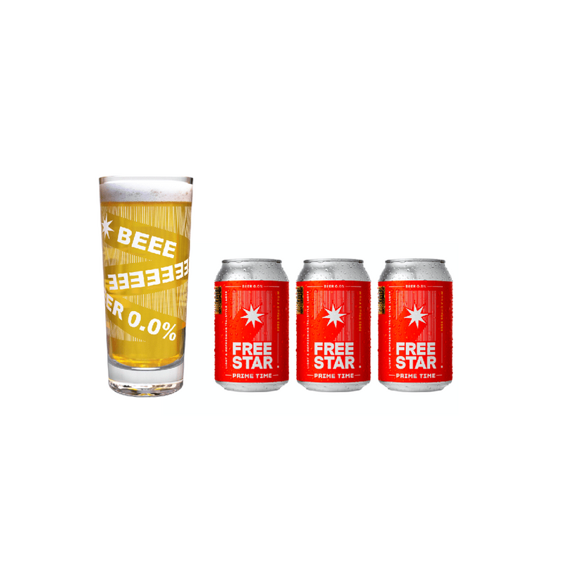 GIFT PACK - CANS-Freestar-No-Abv Beer-Lassou_Drinks-2