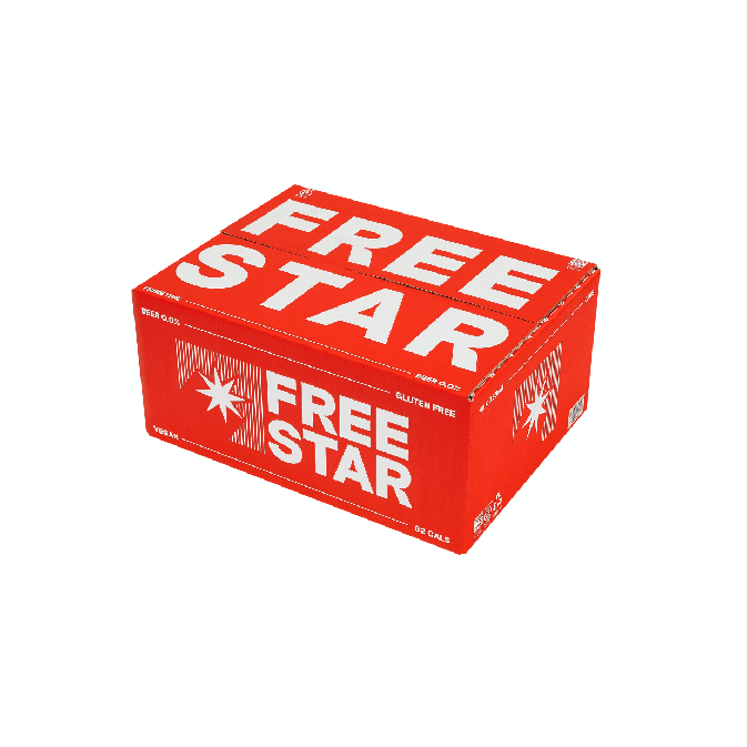 GIFT PACK - CANS-Freestar-No-Abv Beer-Lassou_Drinks-4
