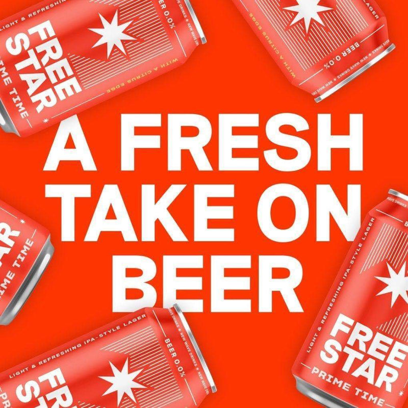 GIFT PACK - CANS-Freestar-No-Abv Beer-Lassou_Drinks-8