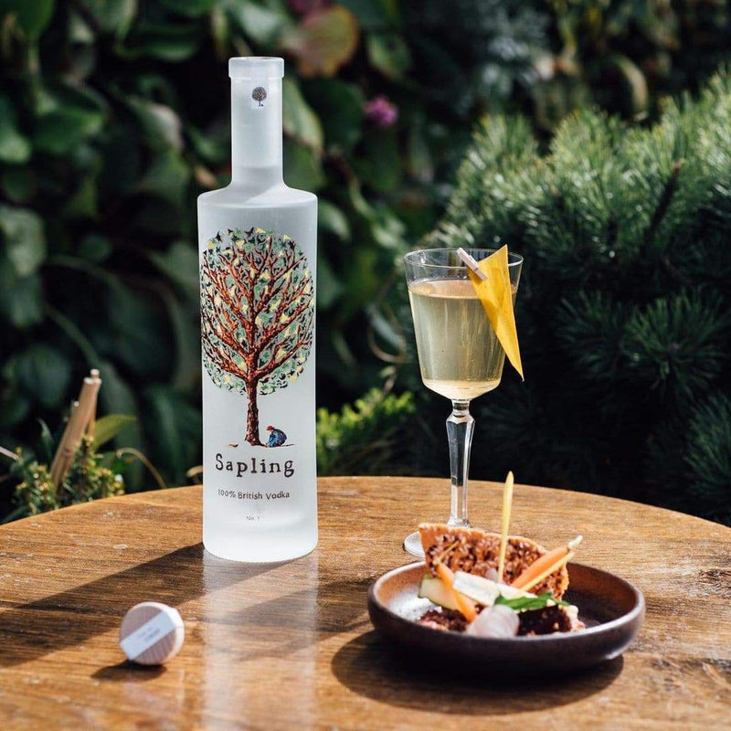 Sapling and Londinio Dry Vermouth-Sapling Spirits-Spirit-Lassou_Drinks-2