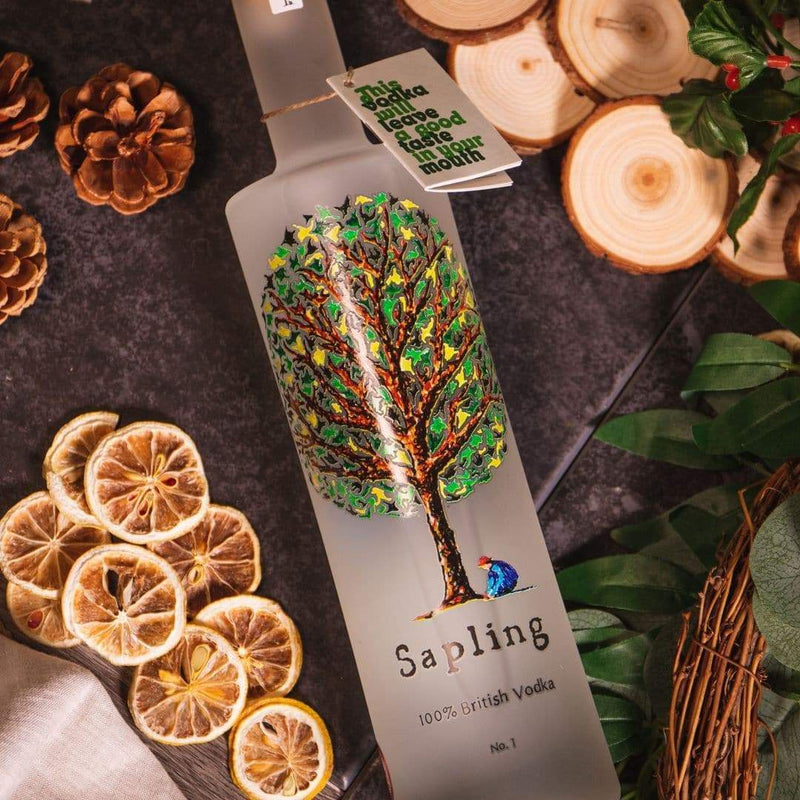 Sapling and Londinio Dry Vermouth-Sapling Spirits-Spirit-Lassou_Drinks-7