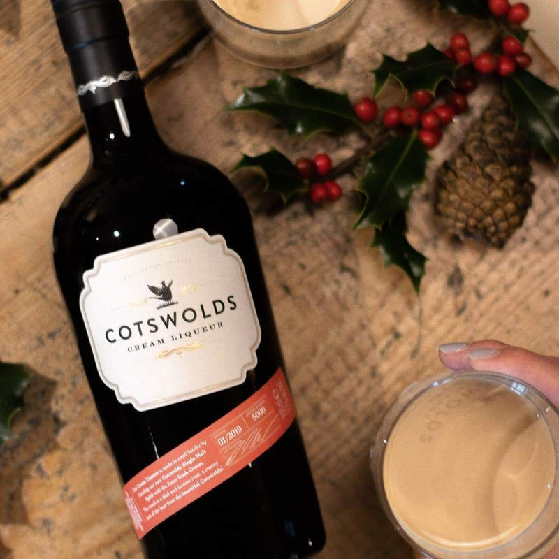 COTSWOLDS CREAM LIQUEUR-The Cotswold Distilling Company-Spirit-Lassou_Drinks-2