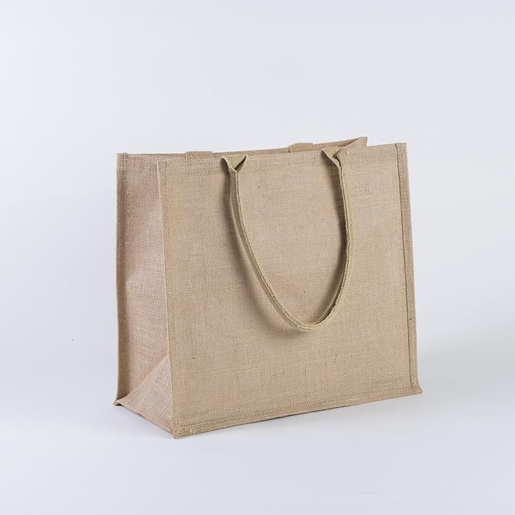 jute bag on belloeco