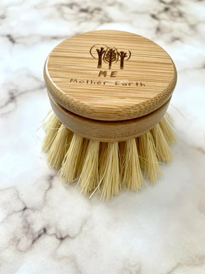 Open image in slideshow, me mother earth kitchen brush replacement head