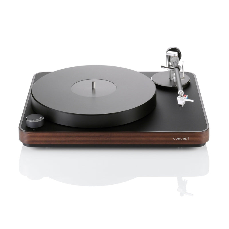 Clearaudio Concept MM Turntable (dark wood)