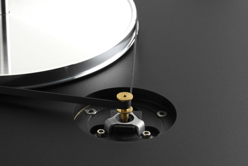 Clearaudio Concept Active Turntable (dark wood)
