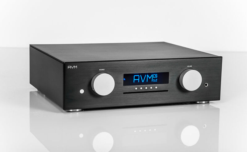 AVM CS 5.2 - Compact Streaming CD Receiver